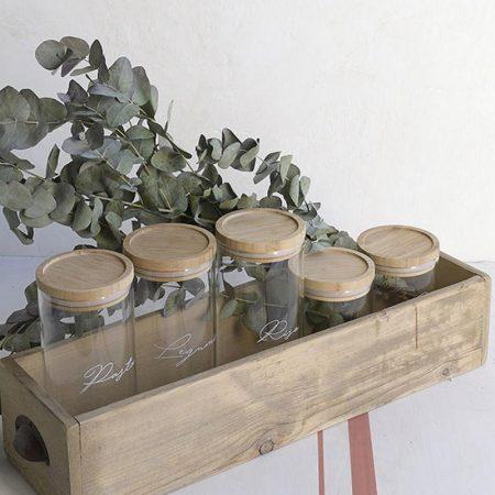 Barattolo pasta in vetro - Luxe Lodge
