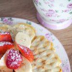 Piatto da dessert in porcellana Lucy 19 CM -Isabelle Rose