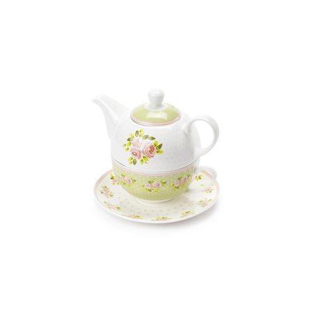 Set tè Margaret in porcellana – Nuvole di Stoffa