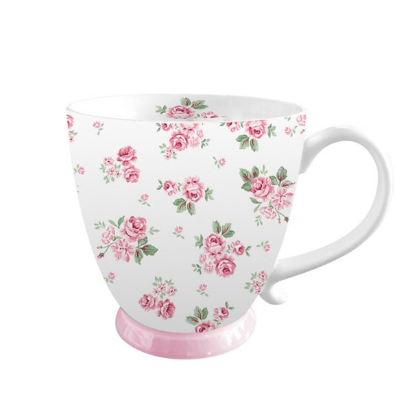 Tazza in-porcellana Lucy 430ML-Isabelle Rose